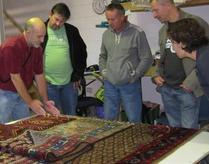 rug cleaning training